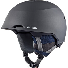 Alpina Maroi Ski Helmet denim-grey matt